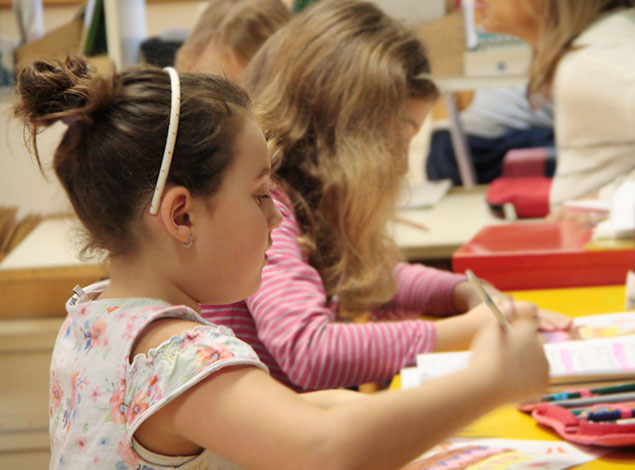 Lebendiges Lernen in der Schulstube