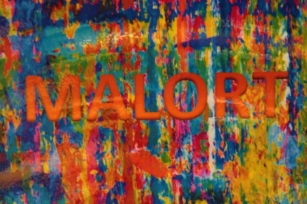 Malort in der Schulstube